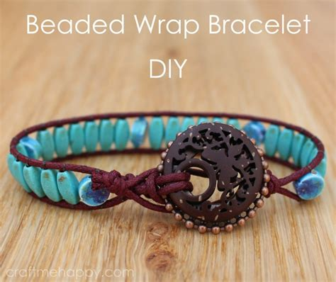 how to bead a bracelet 15 diy bracelets made with