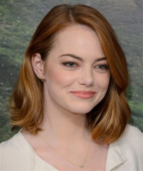 cortes de pelo largo para caras redondas cara redonda pelo corto o largo