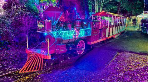 Bright Nights In Stanley Park Nov 30 2017 To Jan 6 Light Vancouver