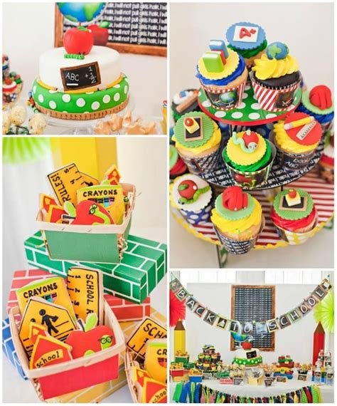 themes for college birthday parties 60 best images about back to school teacher appreciation