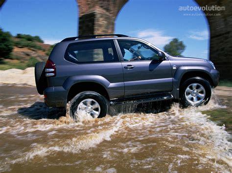 Toyota 3 Door Land Cruiser Toyota Land Cruiser 120 3 Doors 2003 2004 2005 2006