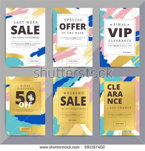 offer advertisement template promotion stock images royalty free images vectors