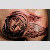 angel-face-tattoo