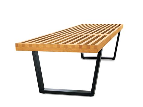buy bench buy the vitra nelson bench at nest co uk