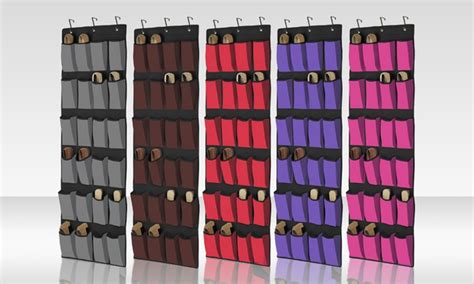 The Door 12 Pocket Organizer shoe organizer groupon goods