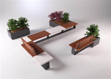 arredo urbano design rendering 3d render arredo urbano architettura edilizia