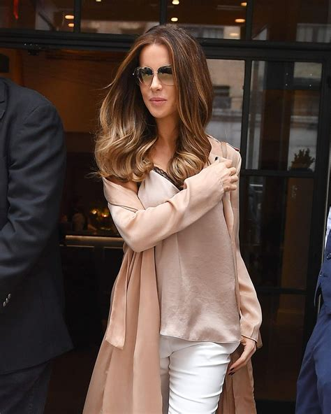 kate beckinsale kate beckinsale out and about in new york 08 08 2017