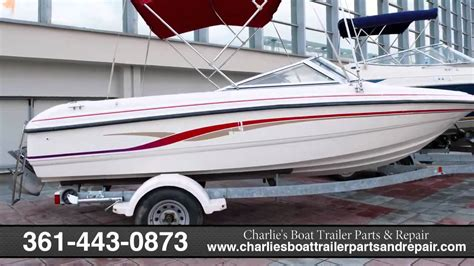 charlie s boat service repair repairs on boat trailers - Boat Service Parts