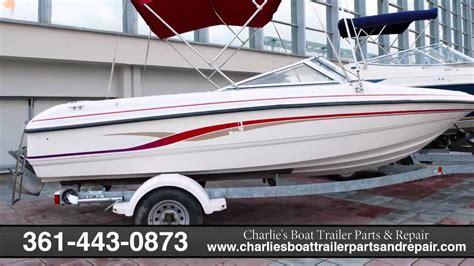 boat trailer service charlie s boat service repair repairs on boat trailers