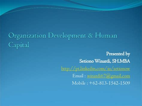 Keystone Strategy Mba Linktedin by Strategy Execution For Organization Development