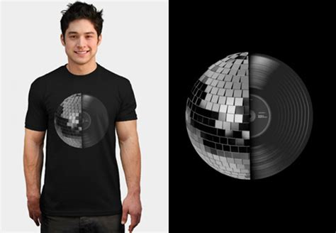 Other Designers Guess Who The by Get Groovy With Vinyl Record T Shirt Designs Wertee