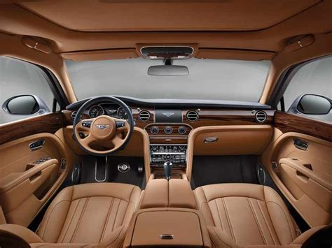 Bentley Mulsanne 2016 Coches De Lujo