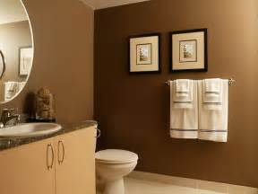 Small Bathroom Wall Color Ideas Wall Bold Brown Accent Bathroom Walls Color Combinations