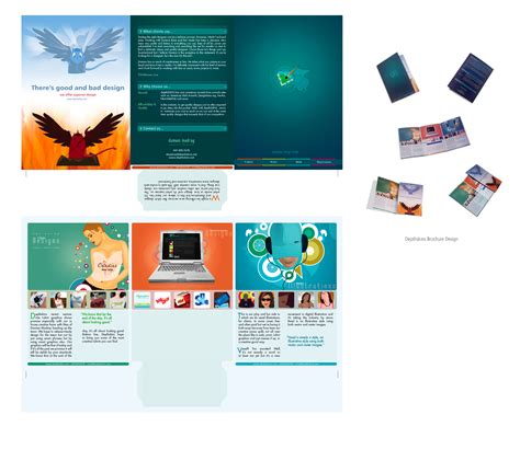 design art brochure ds brochure design by depthskins on deviantart