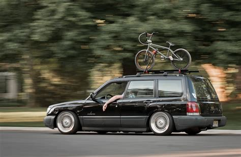 subaru forester stance touran safety stance