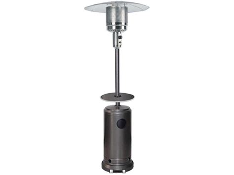 87 Inch Patio Heater Silver 87 Patio Heater