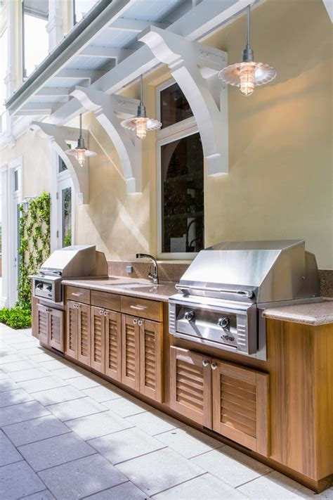outdoor kitchen furniture outdoor kitchen cabinets and furniture ideas for the patio