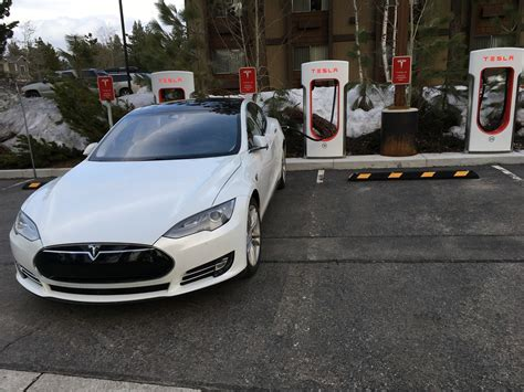 Tesla Charging Network Tesla Plans To Nearly Its Car Charging Network La