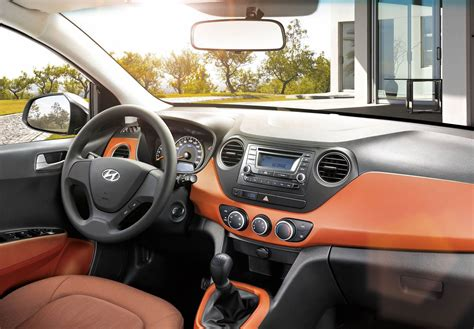 Interior Of I10 Grand by Hyundai Grand I10 Sedan Launched In Mexico
