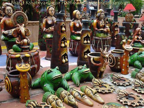 Handcraft Items - unseen rajasthan india jaipur handicraft festival