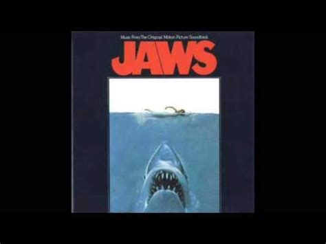 themes in the book jaws jaws original 1975 theme youtube