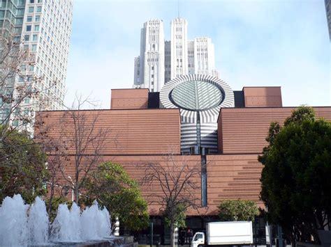 Modern Buildings san francisco museum of modern art e architect