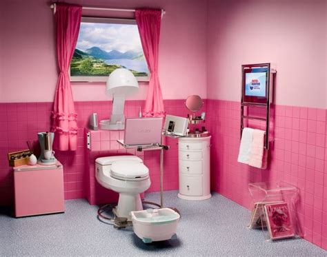 girl bathroom videos beautiful pink teenage bathroom design by aquaplus girls
