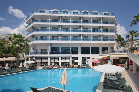 Dalaman Rok palmea hotel marmaris dalaman region turkey book