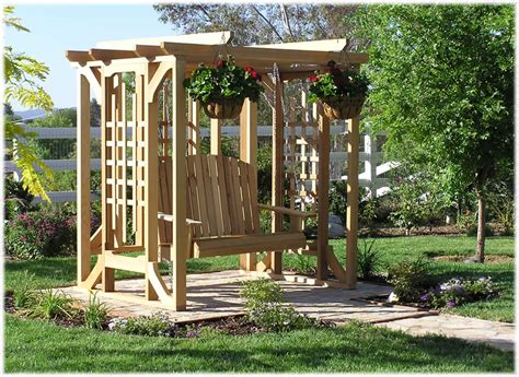 pergola with swing plans wood work pergola swing set plans pdf plans