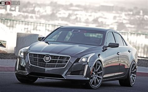 cadillac cts suspension 2014 cadillac cts v sport gets sport suspension from d3
