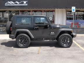 fuel wheels on jeep wrangler