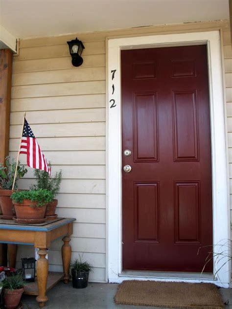 behr s spiced wine paint for the front door i love this behr chipotle paste schemes for the home pinterest