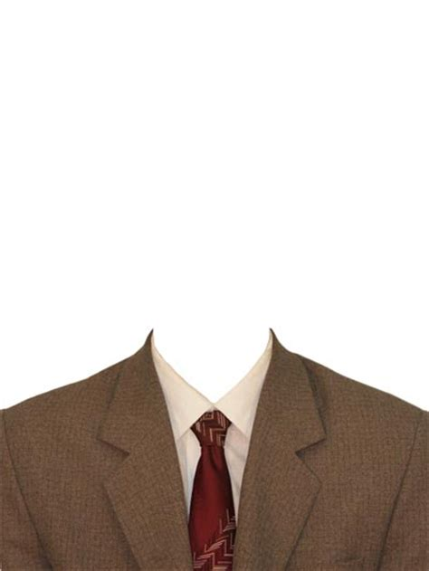 formal attire template formal attire template for id picture