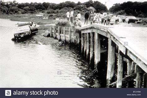 Chappaquiddick Island Photos Bridge To Chappaquiddick Island That Ted Kennedy Drove Killing Stock Photo Royalty Free