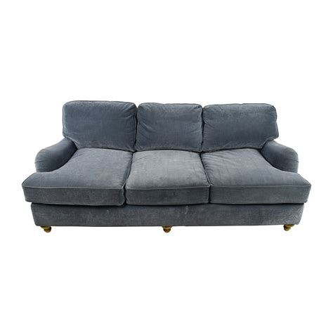 english roll arm sofa 79 off restoration hardware restoration hardware