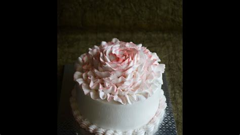 whip cream ideas bedroom how to decorate cake with whipped cream rose youtube