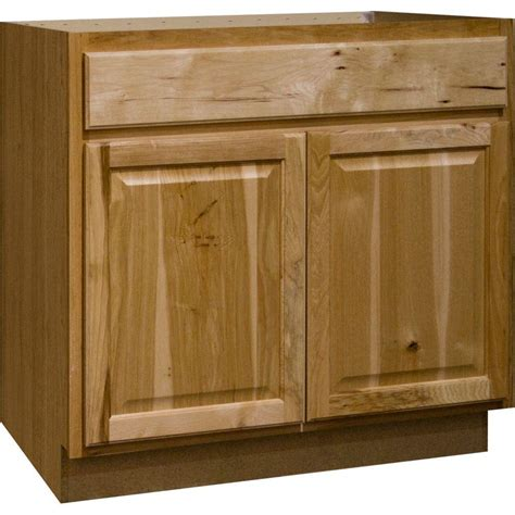 Hickory Kitchen Cabinets Home Depot by Hickory Kitchen Cabinets Home Depot Roselawnlutheran
