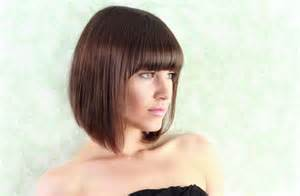 graduated bob hairstyles with fringe new looks for summer 2016 hair
