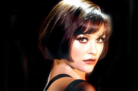 chicago hairstyles pictures celebrating the living catherine zeta jones the solute