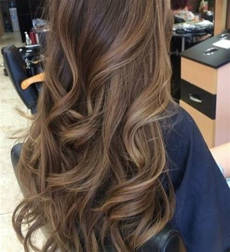 long hair big chunck color ideas for summer le marron glac 233 d 233 couvrez la couleur de cheveux tendance