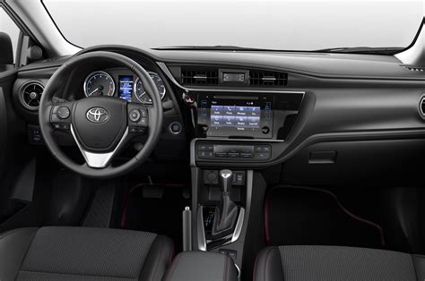 Toyota Corolla Interior Images 2017 Toyota Corolla Review 2017 Toyota Corolla And Review