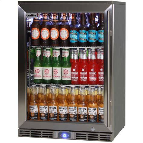 bar with and fridge rhino alfresco outdoor rated glass door bar fridge grand