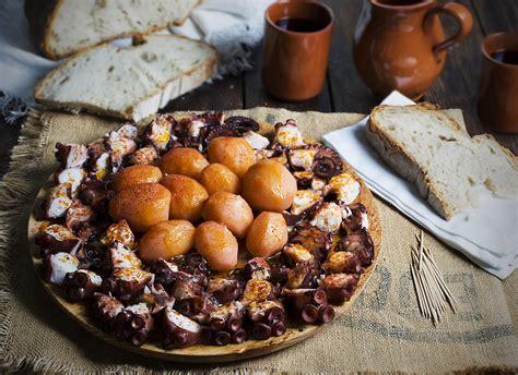 pulpo cocinar pulpo a feira cocina gallega la cocina de frabisa la