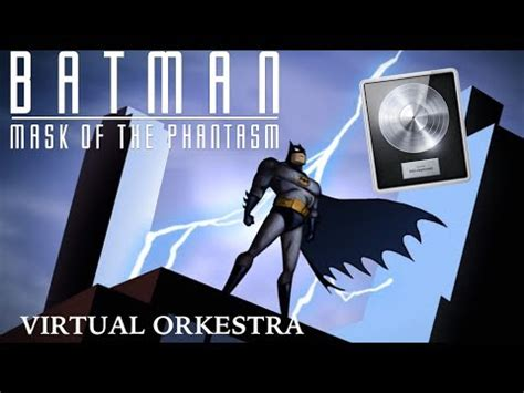 batman mask of the phantasm 1993 teaser vhs capture batman mask of the phantasm theme intro titles hd