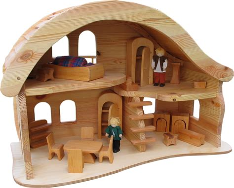 wooden dolls house with furniture wood doll house pdf woodworking