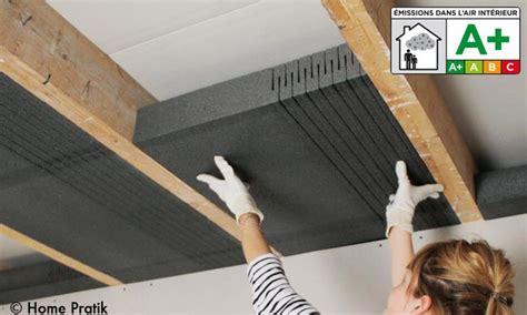 Isolation Plafond Entre Poutres Apparentes by Isolation Entre Chevrons Ou Entre Solives Tr 232 S Simplement