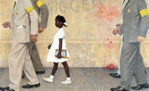 norman rockwell l the problem we all live with norman rockwell l atelier
