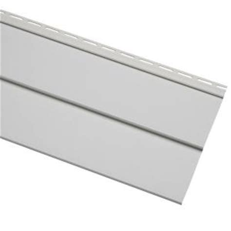 cellwood evolutions 5 in white vinyl siding