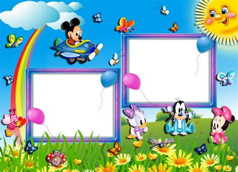 Mickey Mouse Minnie Mouse W3173 A3 2017 Print 3d S disney babies free printable photo frames oh my