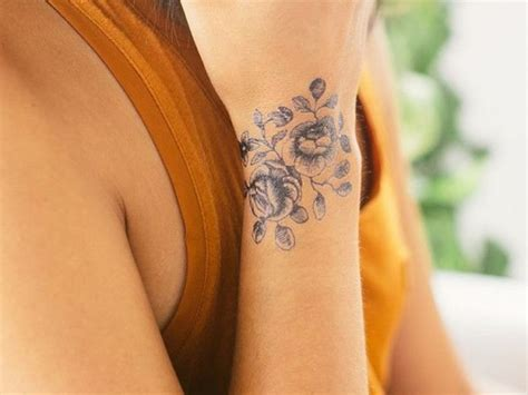 cool tattoos on the wrist 70 unique small wrist tattoos for and simplest